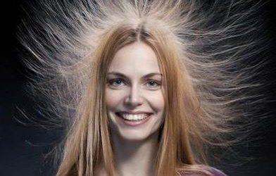 Help, ik heb pluizend en statisch haar!?